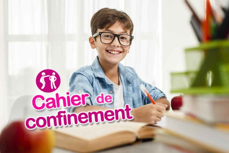 ParentsProfs : le cahier de confinement 1