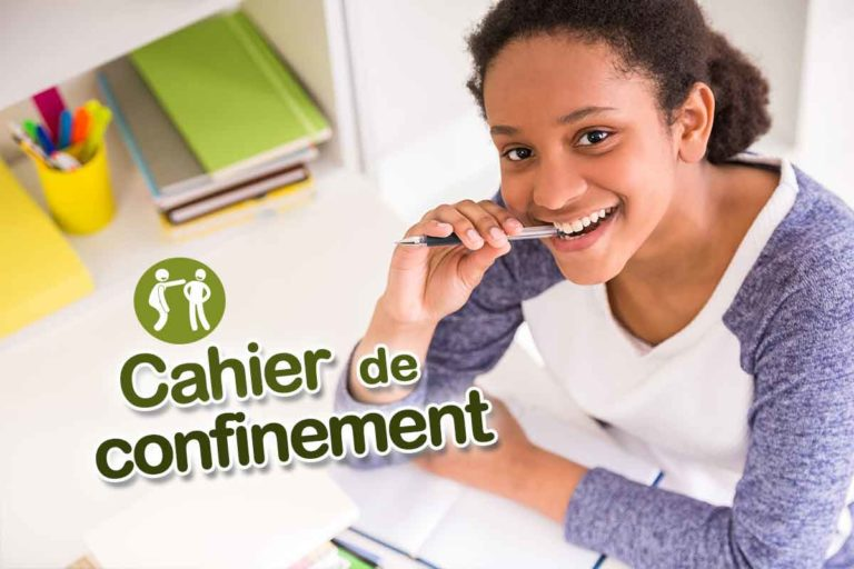 ParentsProfs : le cahier de confinement 2