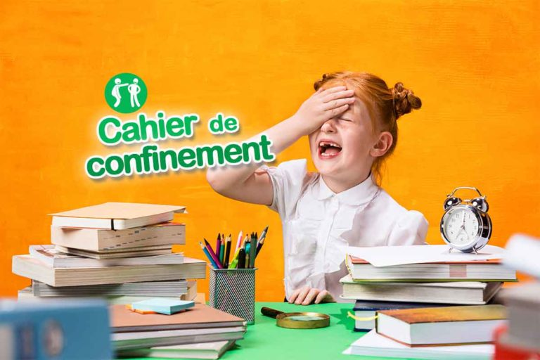 ParentsProfs : le cahier de confinement 4
