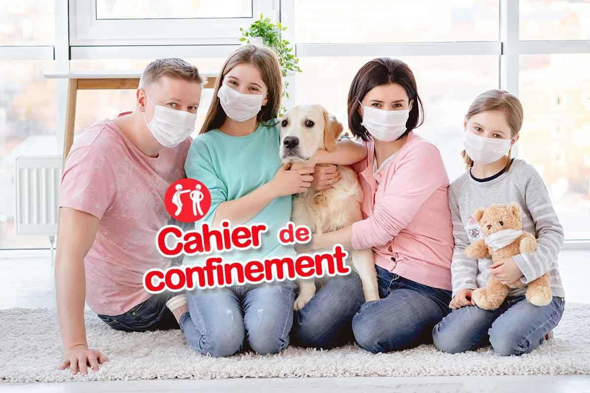 ParentsProfs : le cahier de confinement 5