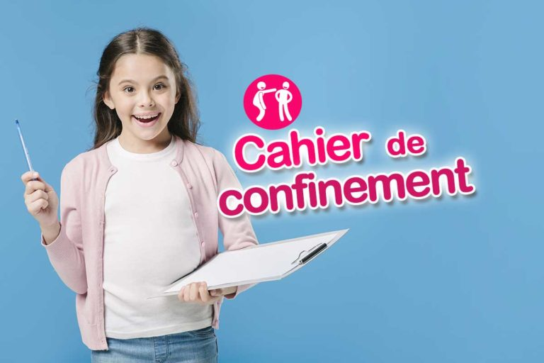 ParentsProfs : le cahier de confinement 3