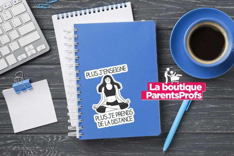 Nouveau : La collection stickers de ParentsProfs
